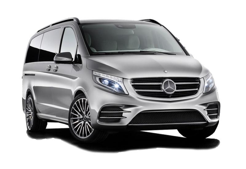 Transfers Minivan Mercedes